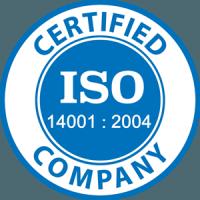 damavand-iso14001-certificate