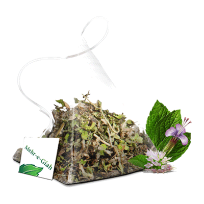 mehr-e-giah-mint-teabag